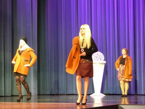 Modenschau Ladys Night 2014