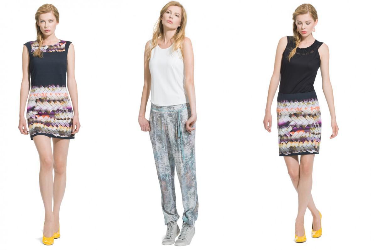 Luftige Kleider für den Sommer
