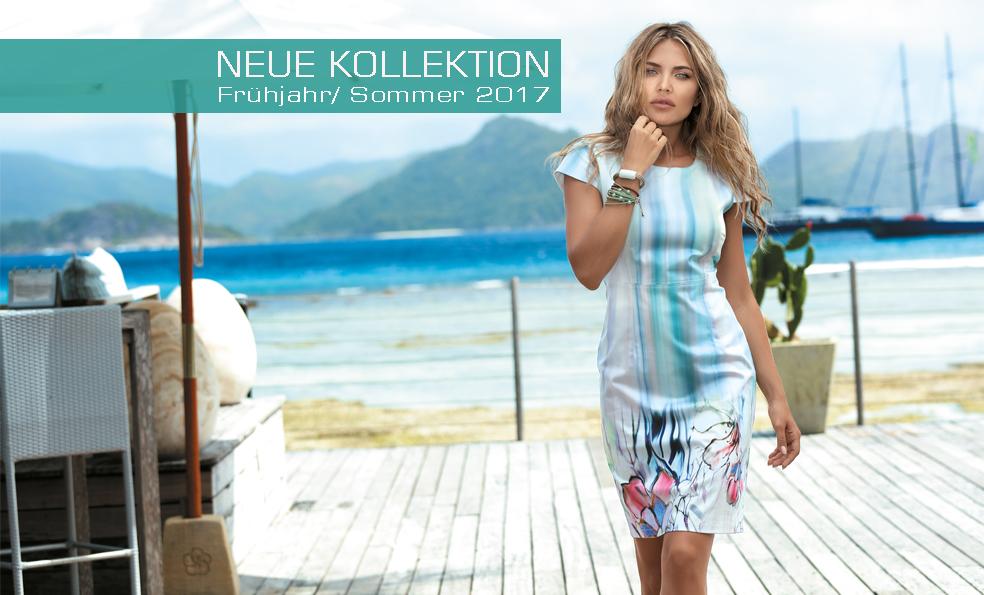 Frische Mode für den Sommer 2017